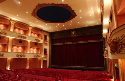 theater inside