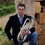 La Stella's player soloist in the Independence Day Concert