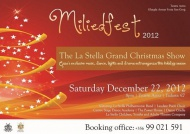 Miliedfest – The La Stella Grand Christmas Show