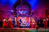Students' Scheme for Nabucco at the Teatru Astra