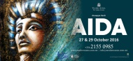 Booking open for Aida at Teatru Astra