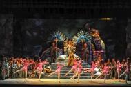 Teatru Astra's Nabucco Set travels to Italy