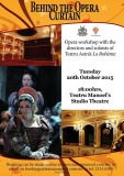 Teatru Manoel and Teatru Astra partner in an opera workshop