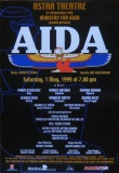 Teatru Astra to stage its third AIDA in October