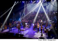 A family rock orchestral Christmas show with a difference