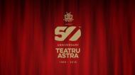 Happy 50th birthday Teatru Astra